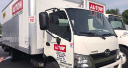 18′ Cabover Box Truck