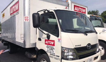 Autow 18' Cabover Box Truck