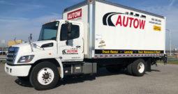 20′-22′ Box Truck