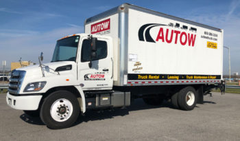 Autow 20' Box Truck