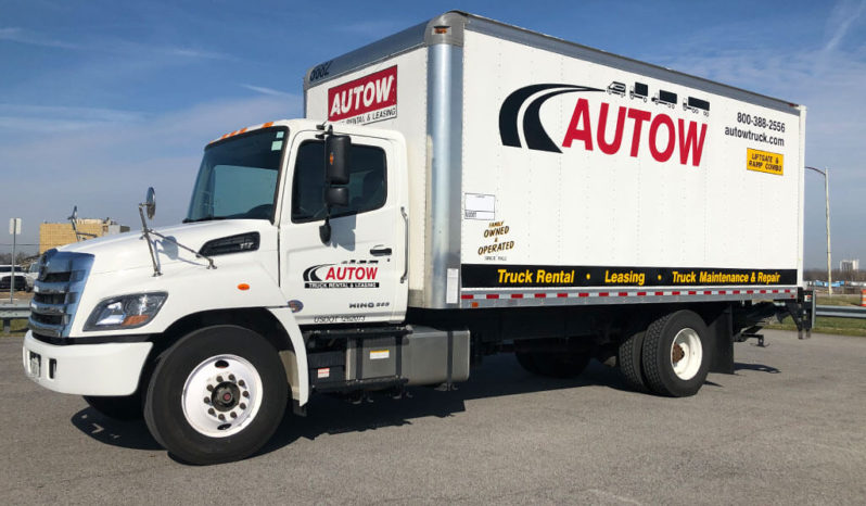 Autow 20' Box Truck
