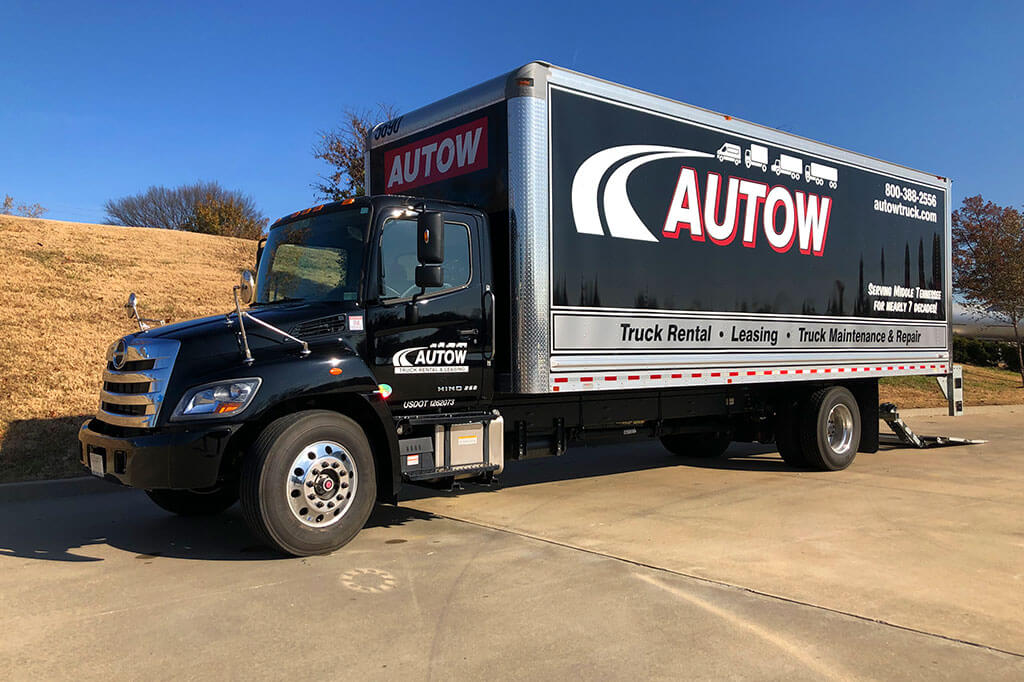 Autow 26′ Dock Height Box Truck