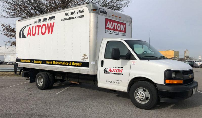 Autow Cutaway Box Truc