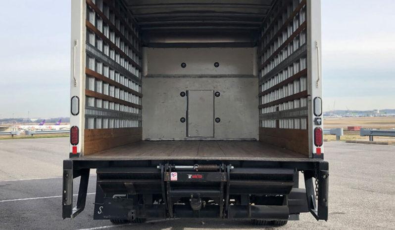 16′ Cutaway Box Truck full