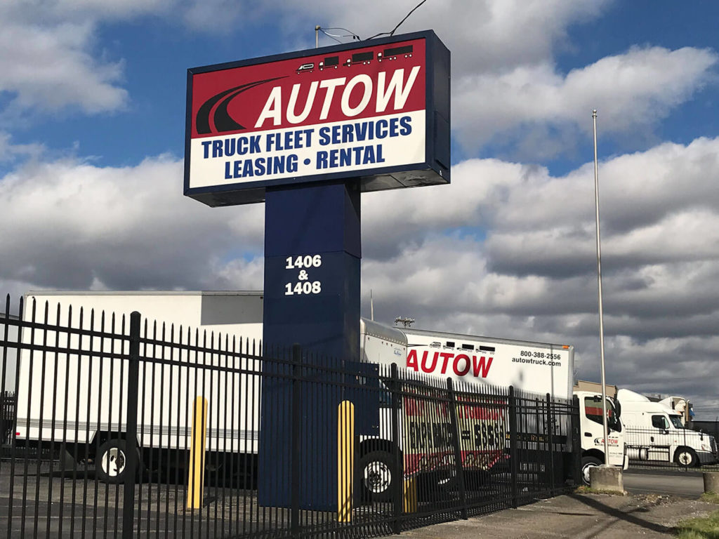 Autow Nashville sign