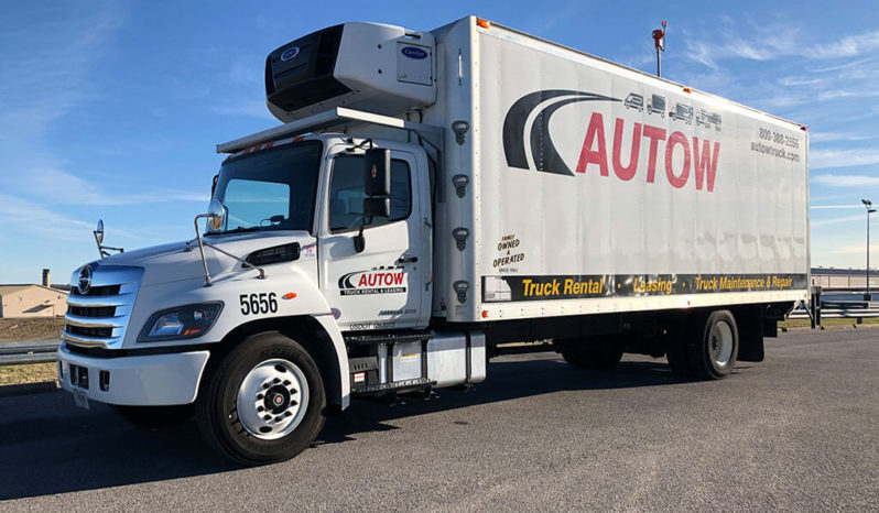 Autow Refrigerated Box Truck