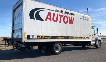 Refrigerated Box Truck full