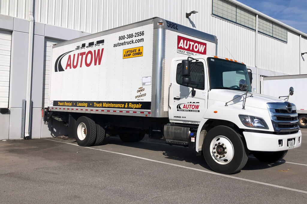 Autow Used Box Trucks