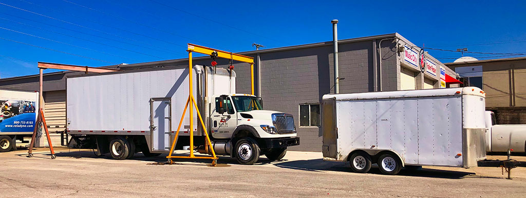 Music City Trailer repair: Box Truck