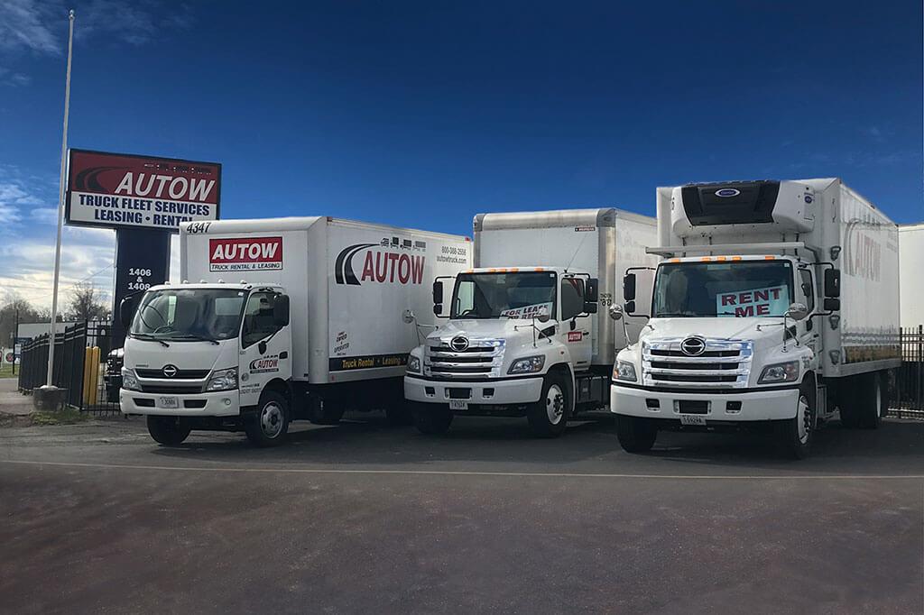 Autow Trucks Variety of Trucks